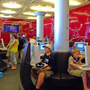 Интернет-кафе Кропоткина