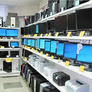 Компьютерные магазины Кропоткина