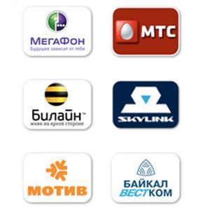 Операторы сотовой связи Кропоткина