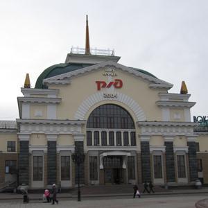 Железнодорожные вокзалы Кропоткина